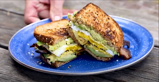 The Perfect Breakfast Sandwich