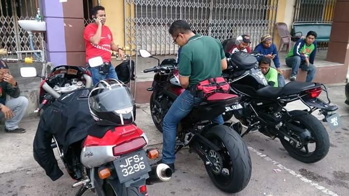 Kawasaki Zxr Mudah