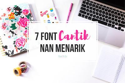 7-font-cantik-nan-menarik