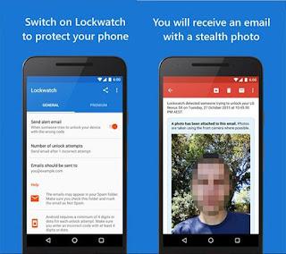 5 Aplikasi Hebat Bisa Foto Si Maling Smartphone