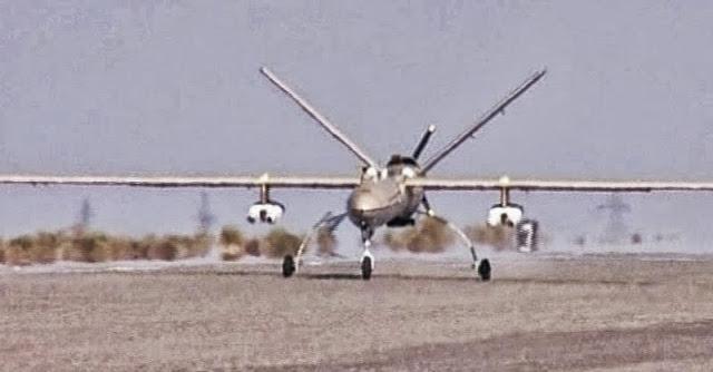 UAV Shahed-129 iraní aparece sobre Siria - Defensa - Comunidad ...