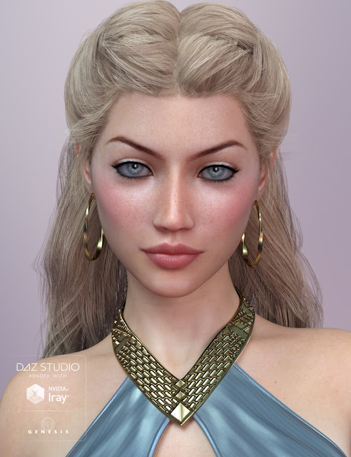 Andrea for Genesis 3 Female