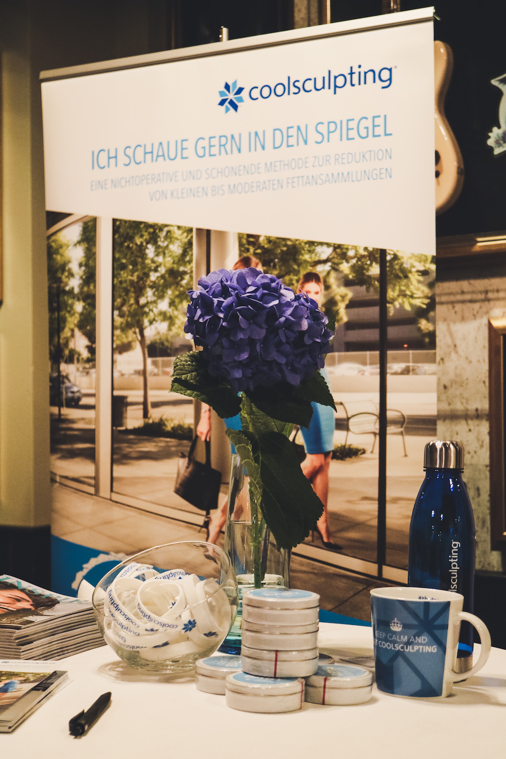 beautypress Blogger Event im Hard Rock Café Köln - Coolsculpting