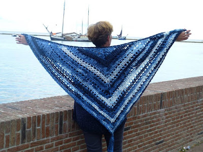 Atelier De Kleine Haven Gehaakte Sjaals En Omslagdoeken