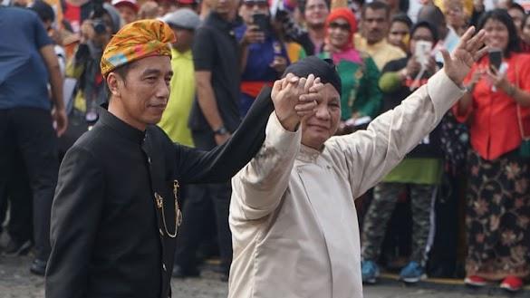 Polling kumparan III: Prabowo Unggul Lagi, di Mana Pendukung Jokowi?