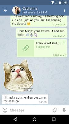 تحميل تليجرام