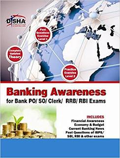 Free Download Disha Publication Banking Awareness Book PDF for IBPS Bank Exam