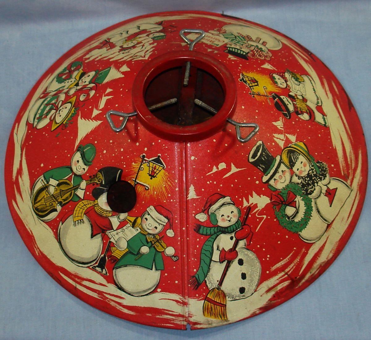 More on Antique Christmas Stands - Picture Unique Arts