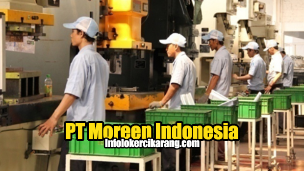 PT Moreen Indonesia Cakung