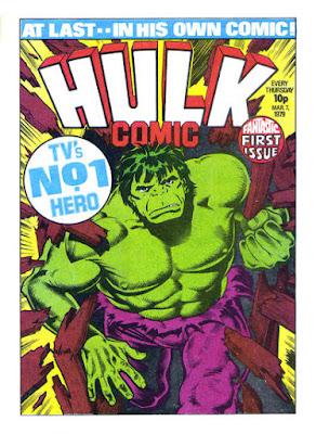 Hulk Comic #1