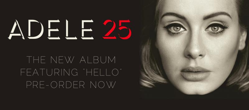 走回實體銷售路線!Adele新專輯不會上架任何串流平台
