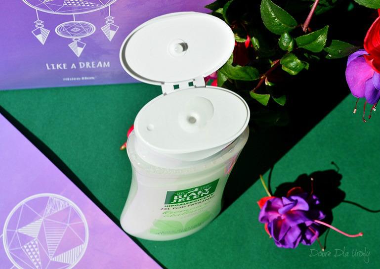 ShinyBox Like a Dream - hipoalergiczny żel pod prysznic z Ekstraktem z kasztanowca Biały Jeleń