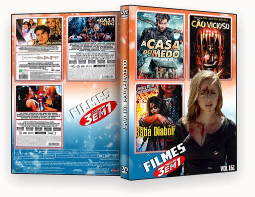 CAPA DVD – COLEÇÃO FILMES 3X1 VOL.161 – ISO