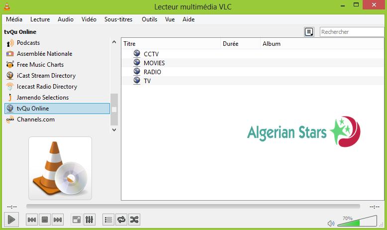 VLC TÉLÉCHARGER GRATUITEMENT ONLINE TVQU