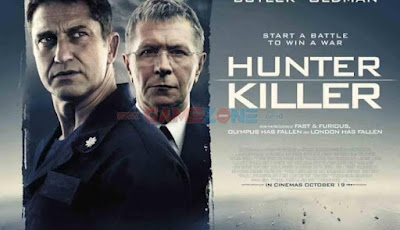 Download FILM HUNTER KILLER  (2018)