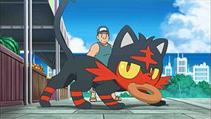 Pokemon sun and moon episode 21 english dub