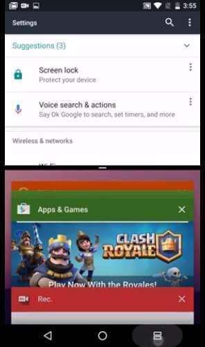 Android N akan membawa banyak cara baru untuk beralih aplikasi