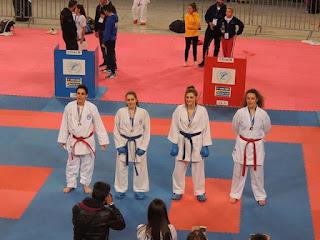 Οκτώ μετάλλια για τον Μυτιληνιό σύλλογο Α.Σ Shotokan Karate (PICS)