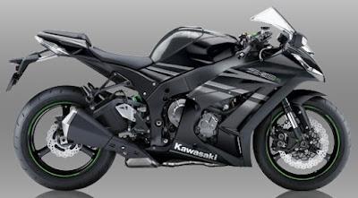 Salah satu produk keluaran kawasaki yang sangat memukau Spesifikasi Kawasaki ZX 10R Harga Kawasaki ZX 10R