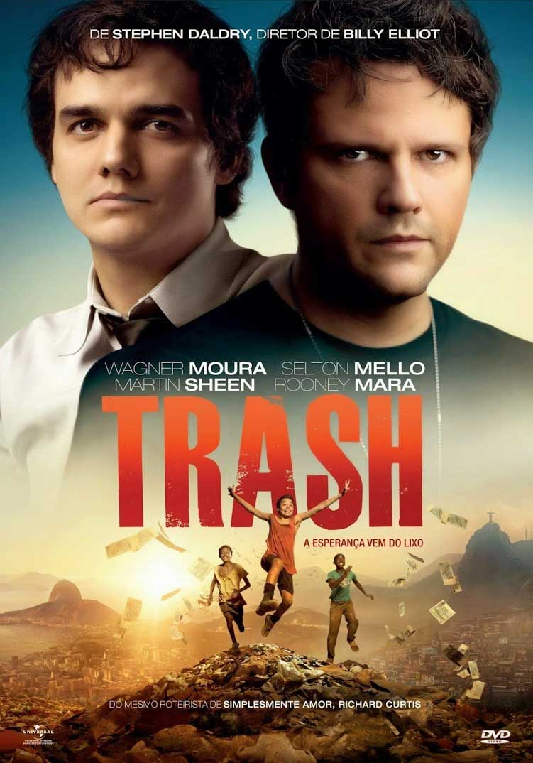 Trash: A Esperança Vem do Lixo Torrent – Blu-ray Rip 720p Nacional (2015)