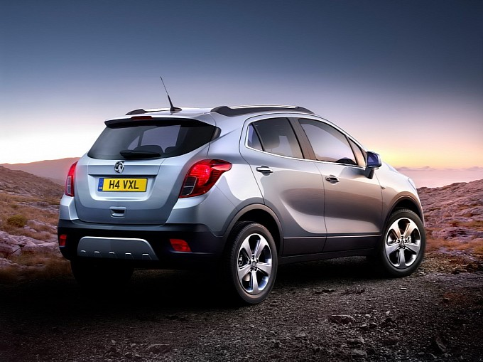 2013 vauxhall mokka release world of car fans. Black Bedroom Furniture Sets. Home Design Ideas