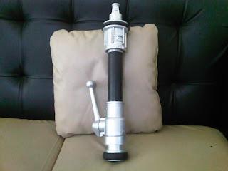Gun Nozzle alumunium