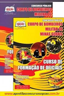 Apostila Concurso CBMMG CFO.
