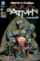 Os Novos 52! Batman #14