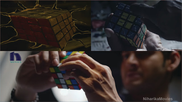 1 Nenokkadine movie Rubik's cube