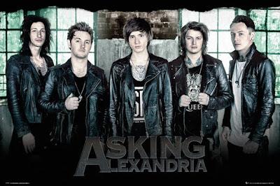 Asking Alexandria Full Album The Black Terbaru