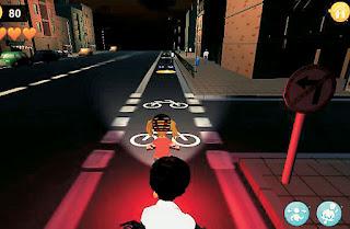 Ψηφιακή εικόνα οδήγησης