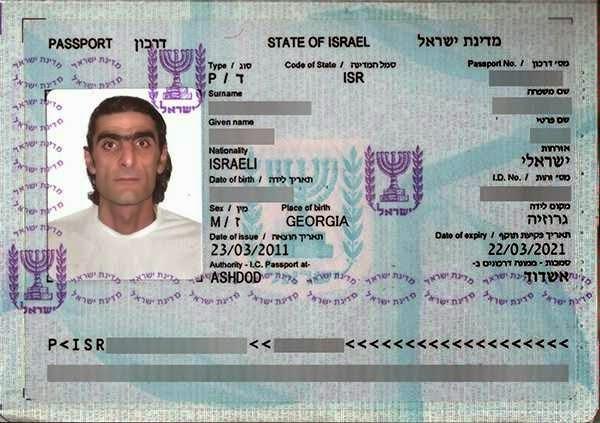 Immediate International Travel Passport