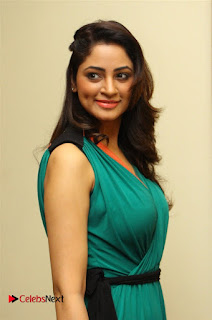 Shilpi Sharma Exclusive Pics in Green Jump Suit Spicy Pics