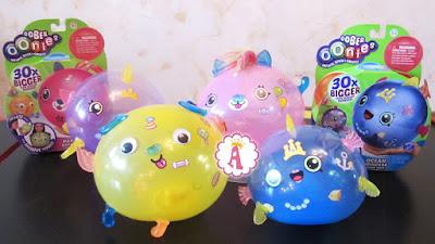 Разноцветные шары игрушки Oonies
