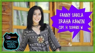Lirik Lagu Fanny Sabila - Iraha Kawin