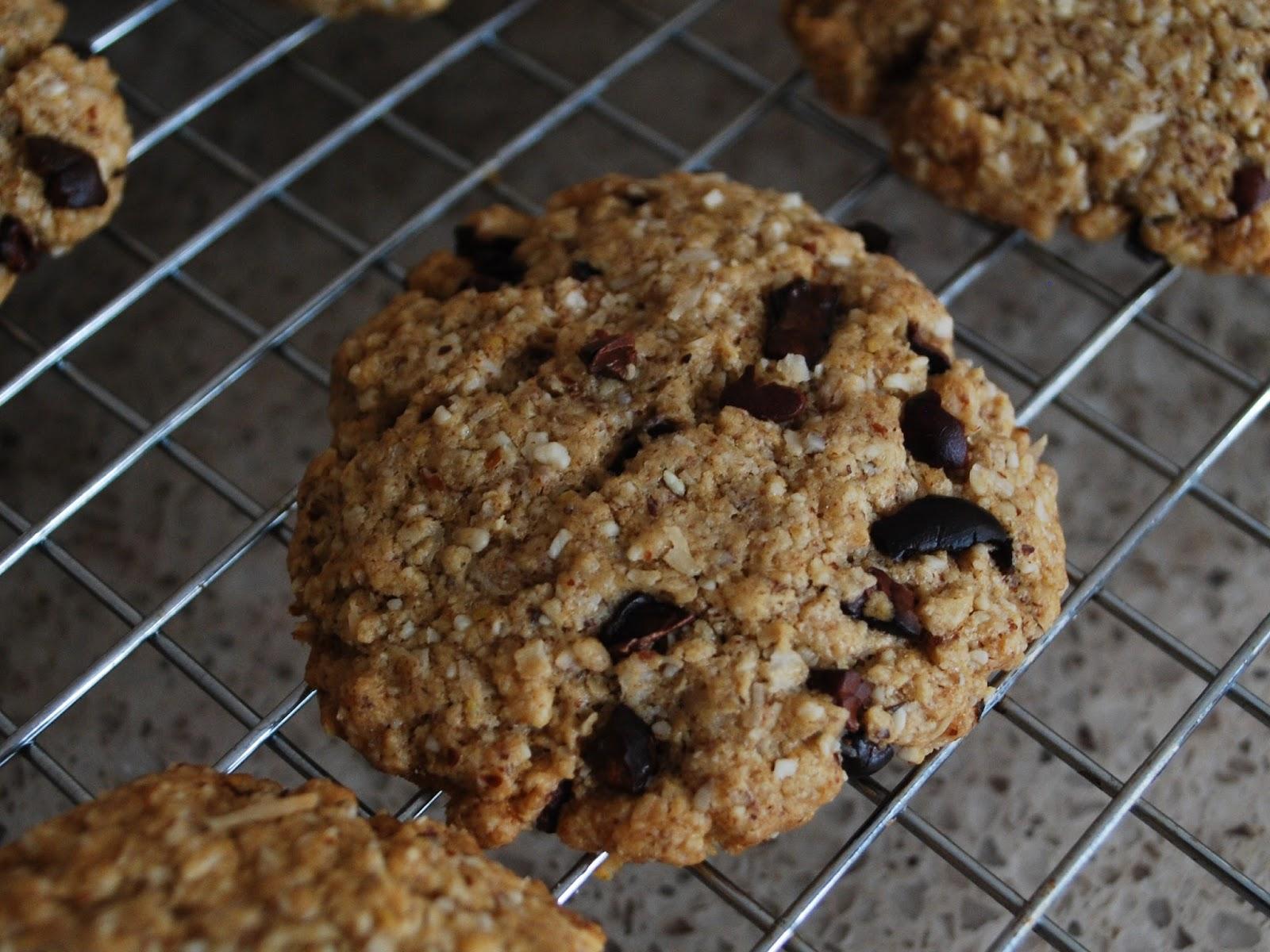 recipe: cacao nib cookies vegan [17]