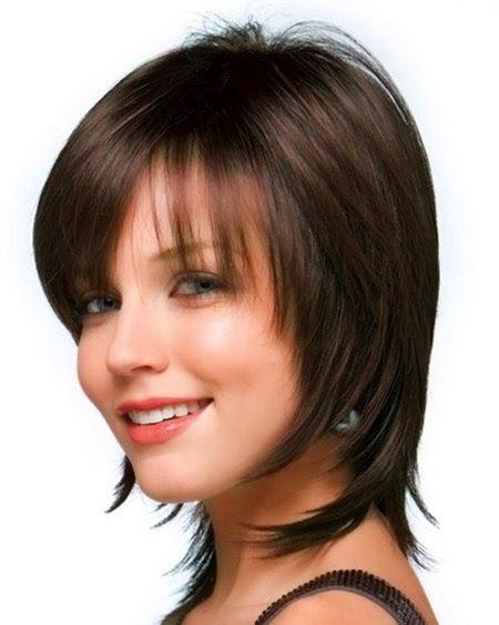 Ultima moda en corte de pelo femenino