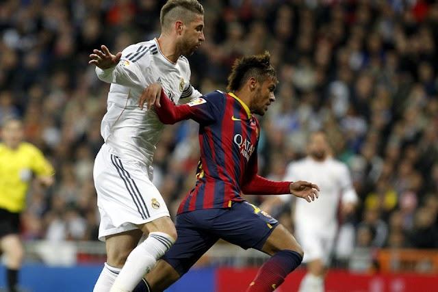 Sergio Ramos: Semoga Neymar Jadi Tinggalkan Barca