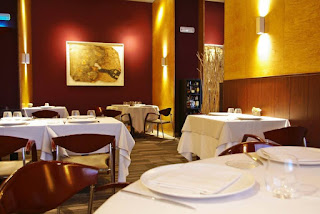 Restaurante Filigrana Hotel Catalonia Barcelona Plaza