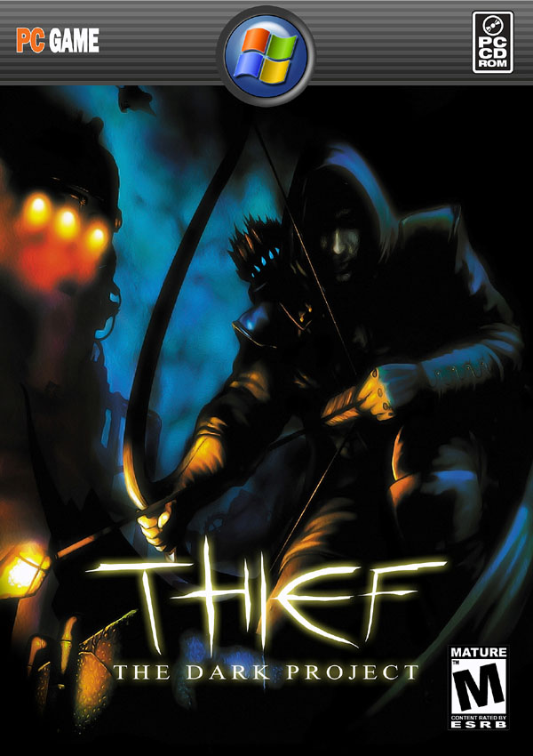 Thief The Dark Project Download Cover Free Game