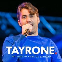 Tayrone – Ao Vivo em Feira de Santana (2018) CD Completo
