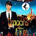 #bookreview #fantasticbook #fivestarread - Dragons and Fire: A Witches and Dragons Paranormal Romance (Dragon's Den Casino Book 3)  Author: by Blair Babylon, Poppy Wolfe  @BlairBabylon