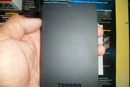 Review: Toshiba Canvio 500GB  Portable Hard Drive with USB 3.0