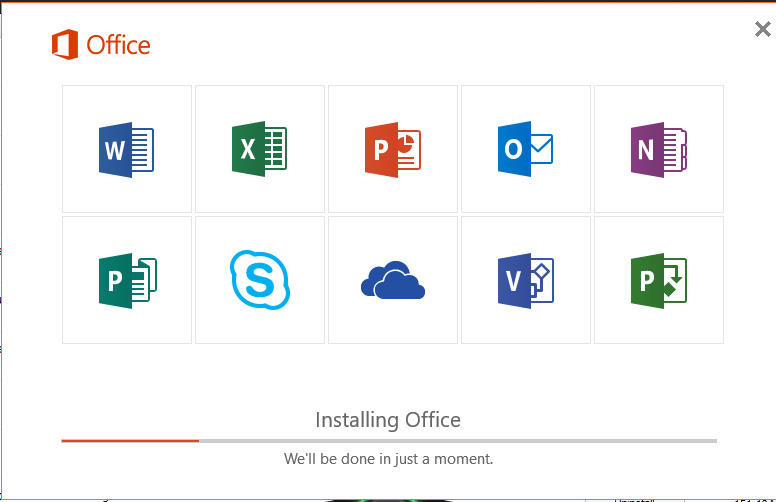 how to download office 365 proplus package directly from microsoft