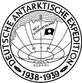 Logo de la expedición alemana a Nueva Suabia (Antártida) en 1939