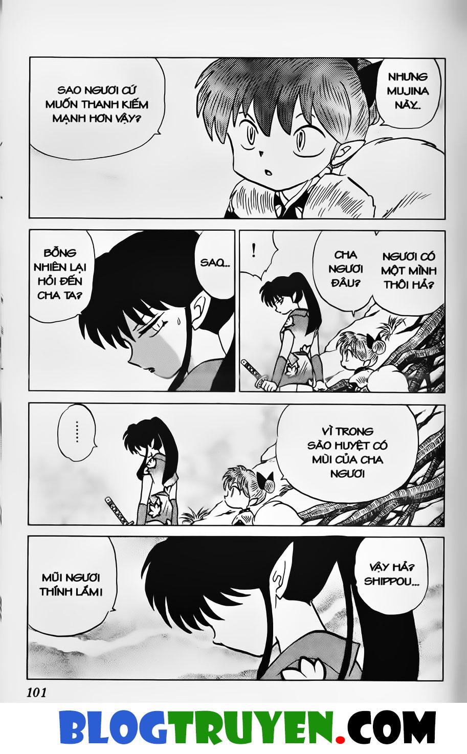 Inuyasha vol 39.6 trang 8