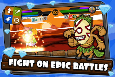 Terapets 2 train monster for android