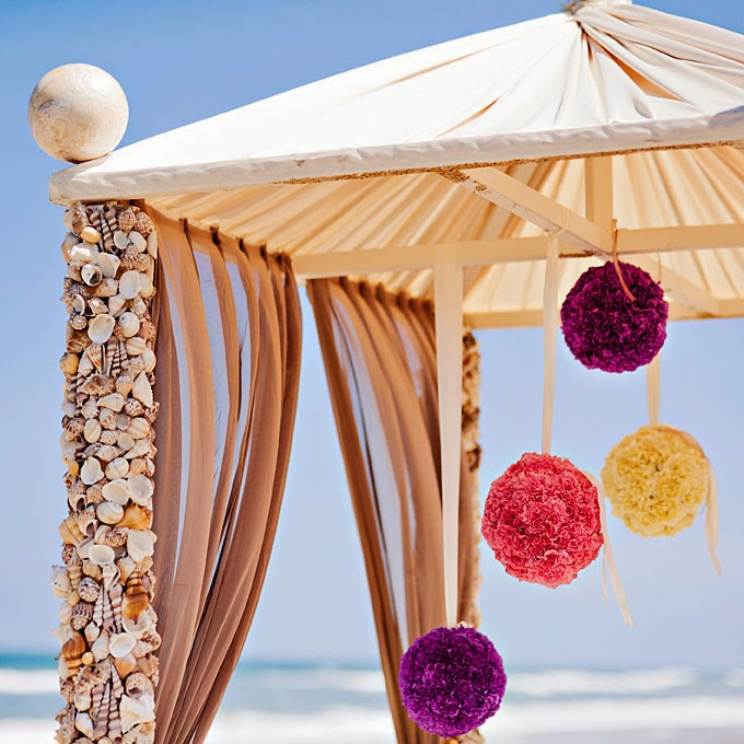 Tips For an Awesome Beach Wedding Decorations