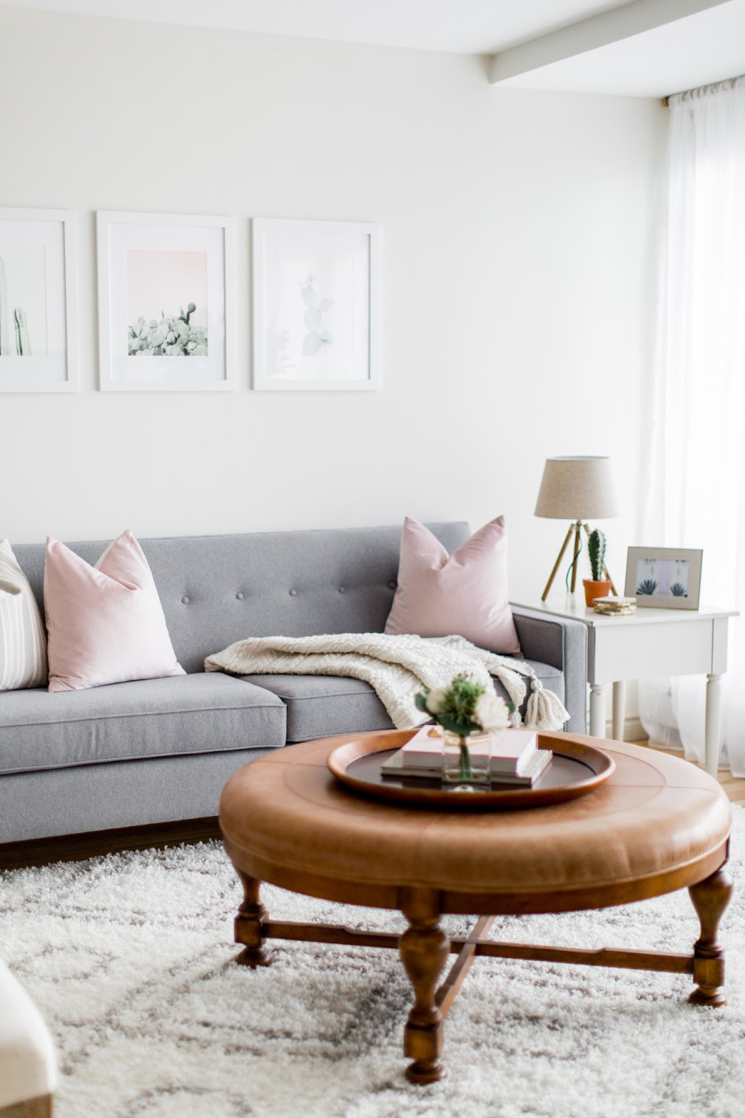 Project Blare June- Living Room/ Office Reveal | house of hire