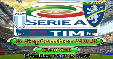 Prediksi Bola855 Lazio vs Frosinone 3 September 2018